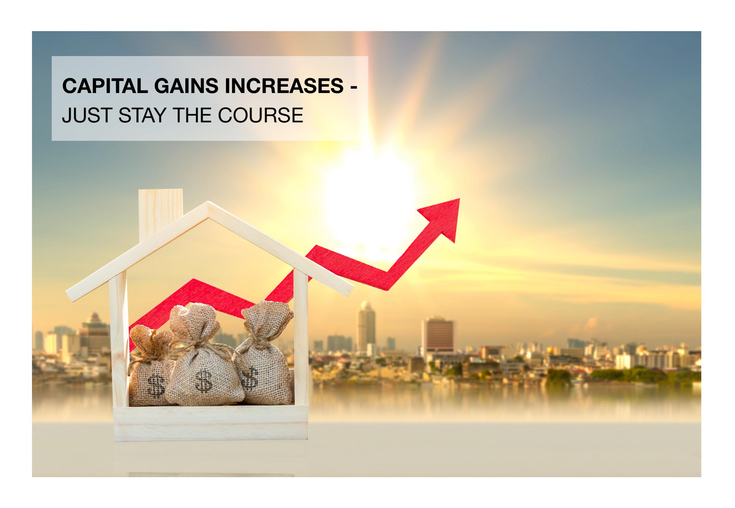 Capital gains changes